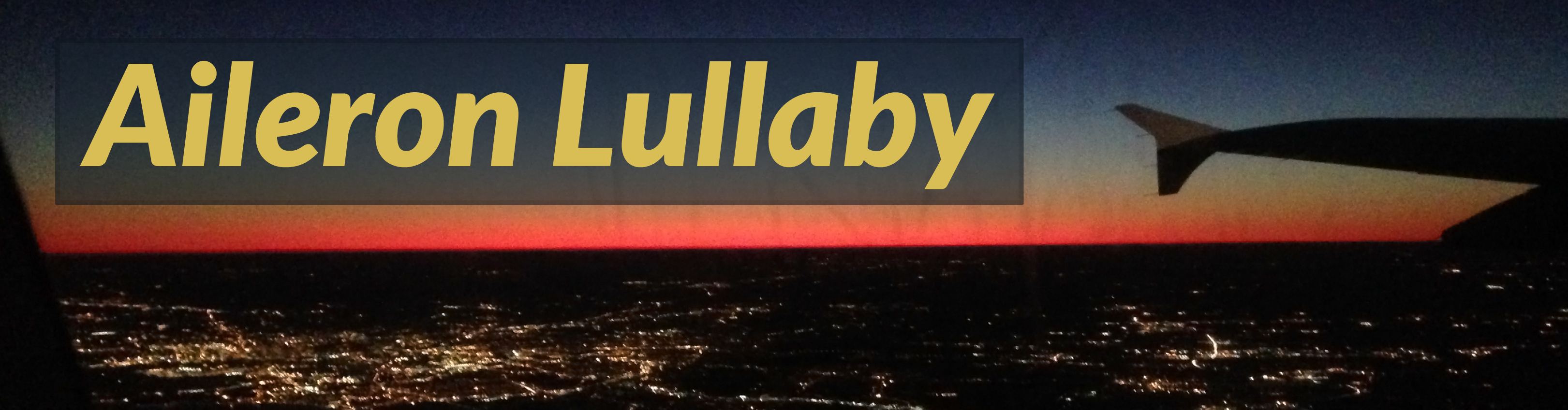 Aileron Lullaby cover image